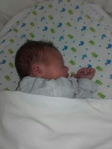 Op 8 september is onze zoon Jilmer geboren. Janke bedankt voor het bijstaan en de goede zorgen tijdens de bevalling en de andere dames bedankt voor de fijne tijd tijdens de zwangerschap. Gr Keimpe en Gerrie reitsma