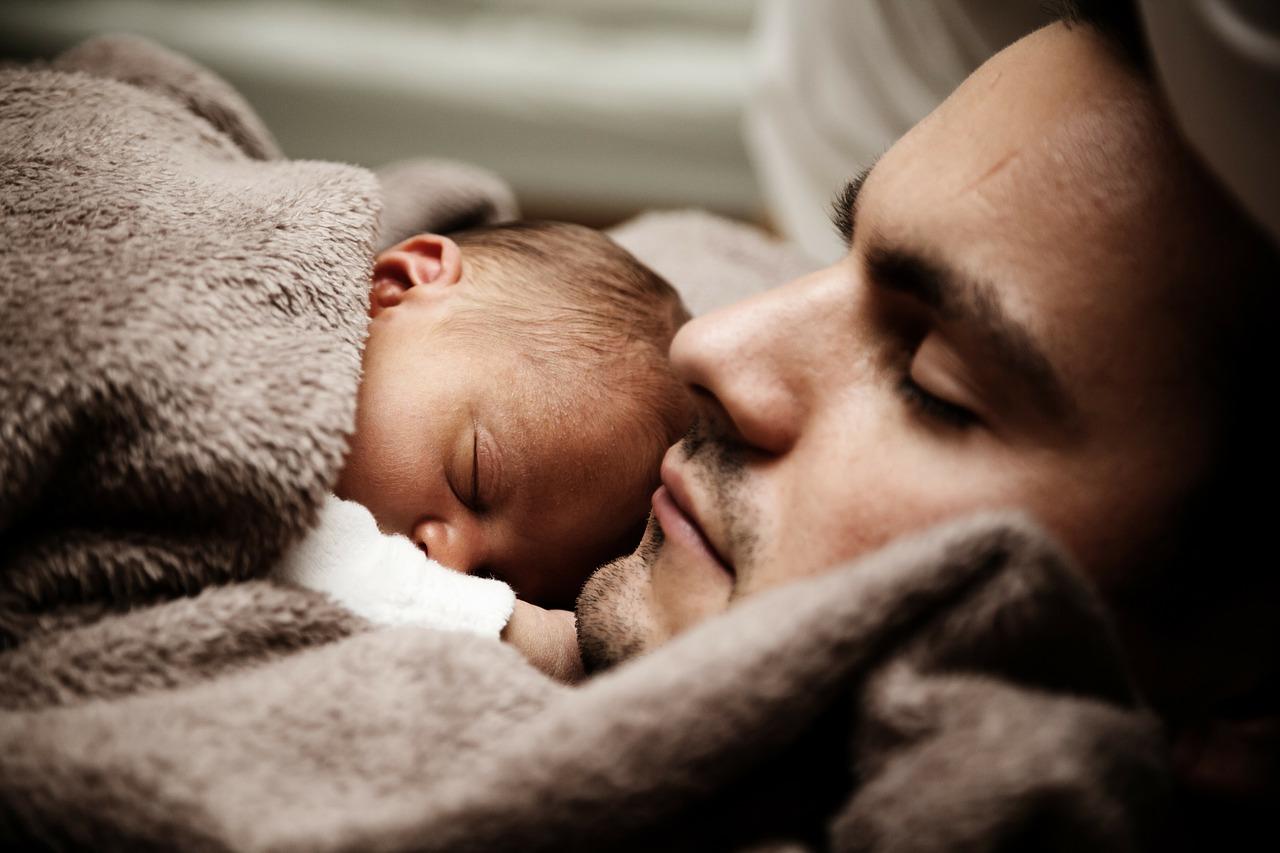 Tips waardoor je baby goed in slaap valt